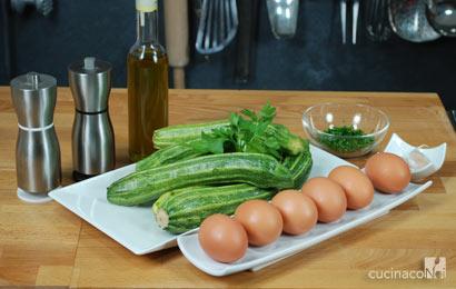 frittata-zucchine-ingredienti