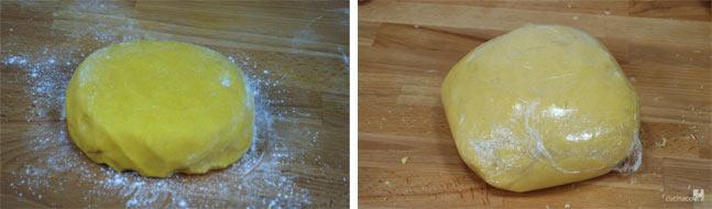 Panetti pasta frolla