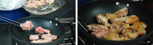 pollo con i peperoni proc 2