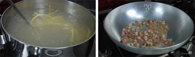 Come preparare spaghetti alla carbonara