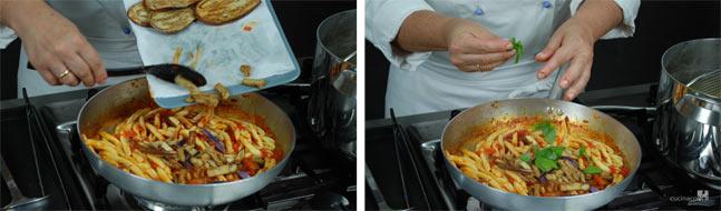 Ricetta pasta alla norma - pasta