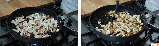 gnocchi-con-funghi-e-salsiccia-proc2