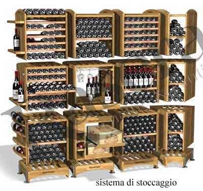 La cantina le ricette di cucinaconoi for Scaffali per vino ikea