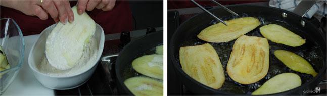parmigiana di melanzane proc 2